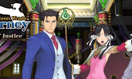 Review: Phoenix Wright: Spirit of Justice (3DS)
