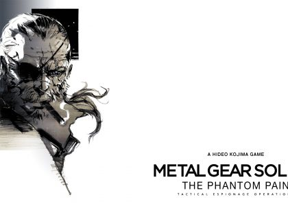 metal gear solid v logo