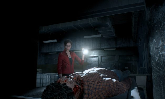 Review: Resident Evil 2 (PS4)