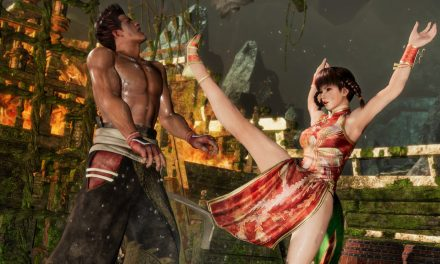 Review: Dead or Alive 6 (PS4)