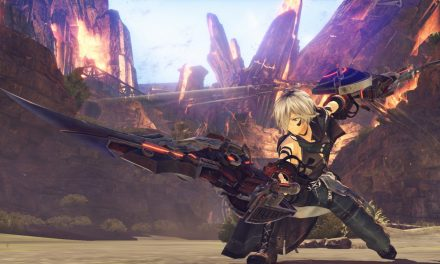 Review: God Eater 3 (PS4)