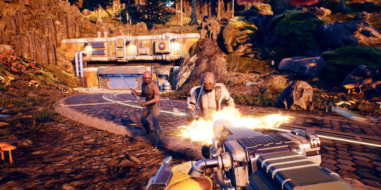 Review: The Outer Worlds (PS4)
