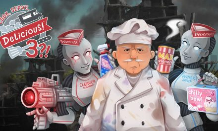 Review: Cook, Serve, Delicious! 3?! (PS4/PC)